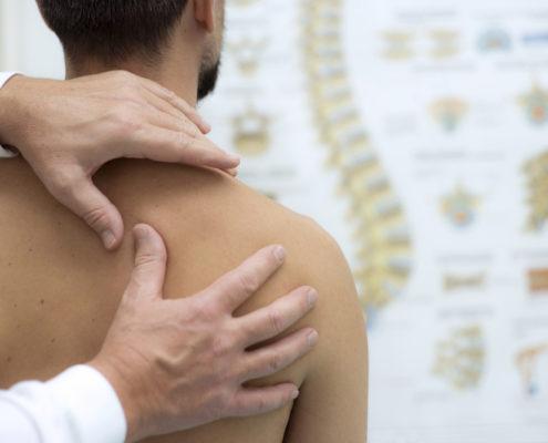 clínica para tratar coluna e dor nas costas em curitiba