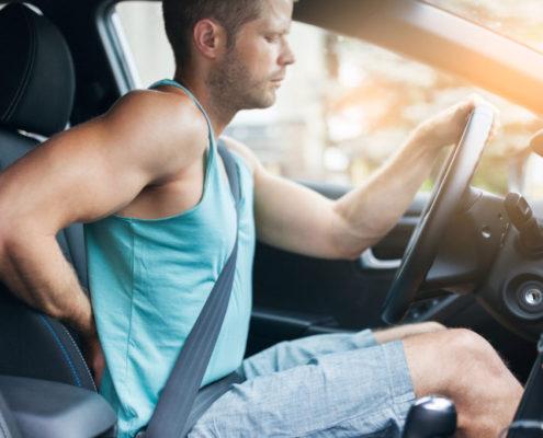 Como tratar dores no corpo por acidente de carro - Chiropatia